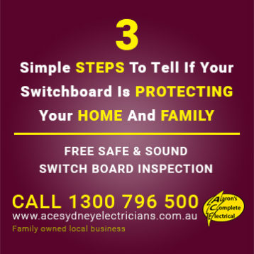 Simple Steps To Tell If Your Switchboard Is Protecting Your Home And Family