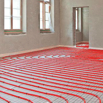 How To Install Floor Heating In Concrete