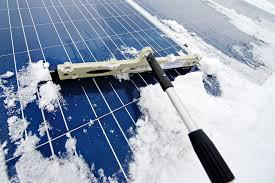 Solar Panel Cleaning - ACE Sydney Electricians